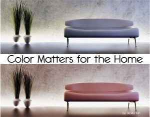 Color Matters for the Home
