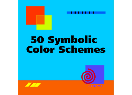 50 Symbolic Color Schemes